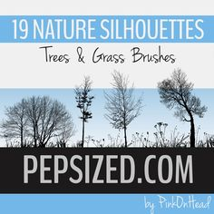 FREE Trees Brushes