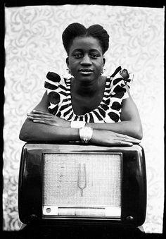 Untitled, ca. 1956-1957. Seydou Keita