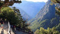 Samaria Gorge and National Park, Chania. https://www.facebook.com/SentidoAegeanPearl/photos/pcb.931022523605745/931022026939128/?type=1
