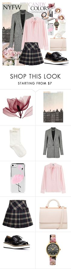"""NYFW"" by formikastumblr ❤ liked on Polyvore featuring Hue, rag & bone, Skinnydip, M Missoni, Ted Baker, Givenchy, Martha Stewart and NYFW"