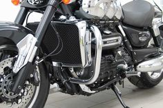 Gmole Fehling Chrome Triumph Rocket III Roadster