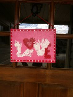 Valentine DIY Craft