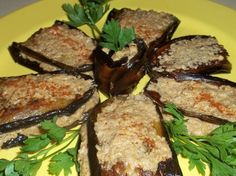 In this recipe we will show how to make a popular Georgian family dish of eggplant with walnuts and spices. This is primarily a summer dish and is served cold. Our version is quite spicy so you may...