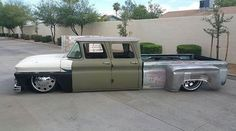 Awesome crew cab dually build