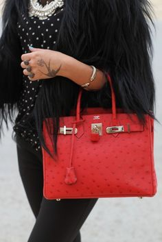 Hermes Birkin- my dream bag!!