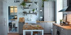 perfect color match for kitchen