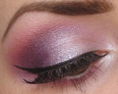 Soft Girly makeup look with Coastal Scents Winterberry Palette
