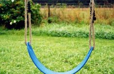 Triple Swing Frame with three double swing points for you to choose the swing seats to suit the age and ability of the children using it. Garden Swing Sets, Wooden Garden Swing, Wooden Swing Frame, Wooden Swings, Single Swing, Double Swing, Garden Play Equipment, Nest Swing, Wooden Playset