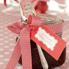 Jelly Jar Gift Decorating Ideas | gift ideas