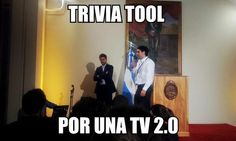 """Presentación de """"Trivia tool"""" en #bemobile"""