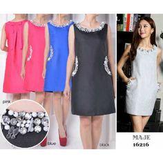 Saya menjual MAJE 16216 Mini Dress / Midi Dress seharga Rp.210000.00. Dapatkan produk ini hanya di Shopee! https://shopee.co.id/image_boutique/208501811 #ShopeeID