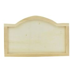 Wood Sign Board | Shop Hobby Lobby $3.99