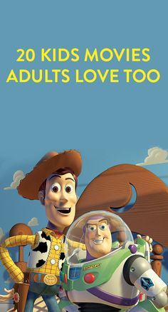20 kids movies adults love too