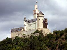 Marksburg Castle Koblenz, Germany