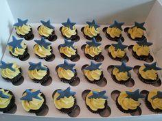 Stars Cupcakes, Stars, Desserts, Food, Meal, Cupcake, Deserts, Essen, Hoods
