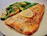 Easy Lemon Parmesan Baked Salmon - RecipeZazz