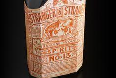 stranger & stranger xmas spirit