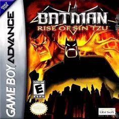 Emularoms: Batman: Rise of Sin Tzu ( BR ) [ GBA ]