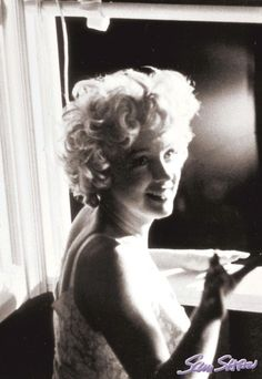 Marilyn Monroe photographed by Sam Shaw
