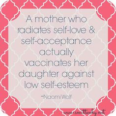 Beautiful quote about mothers and daughters!