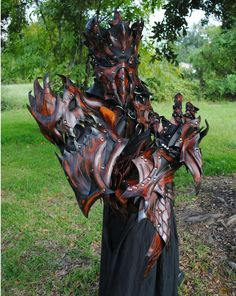 Epic Leather Modular Armor Dragon Slayers Bastion  by EpicLeather, $3999.99