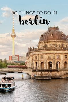 The best things to do in berlin, germany! a list of the weird, wonderful and alternative for travelers of all kinds. Europe Travel Tips, European Travel, Travel Guides, Travel Destinations, Europe Europe, Cool Places To Visit, Places To Travel, Places To Go, Berlin Travel