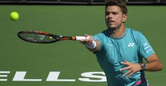 Wawrinka eases into Indian Wells final with straight-set win #Sport #iNewsPhoto