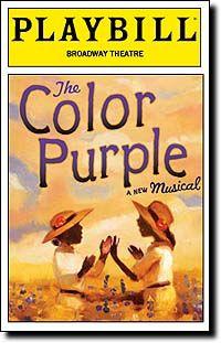 The Color Purple - tour