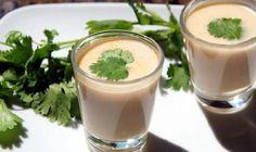 Thai Style Coconut Milk Soup