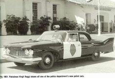 1961 Lodi police car