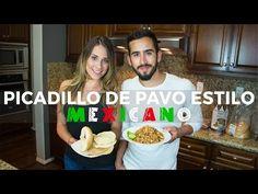 Picadillo de Pavo Estilo Mexicano || Comida Mexicana Saludable - YouTube