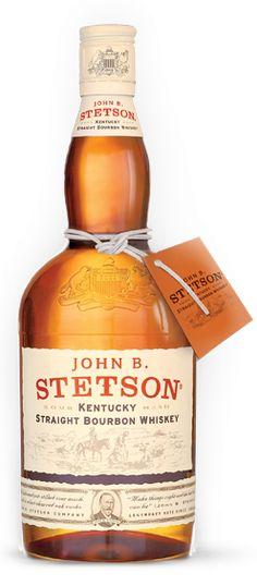 Stetson Kentucky Straight Bourbon.. Just got a bottle, time to start shaking!