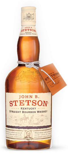 We're very proud to announce that John B. Stetson Kentucky Straight Bourbon Whiskey is officially available! If you're over 21 years of age and want to learn more please visit our website. http://www.stetson.com/bourbon Make sure to tell your local liquor retailers that you want to see Stetson on their shelves!