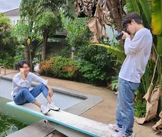 the series 👬 Tine x Sarawat ❤ Win Metawin Bright Vachirawith Handsome Prince, Totoro, Outdoor Furniture, Outdoor Decor, Location History, Behind The Scenes, Bright, Model, Pictures
