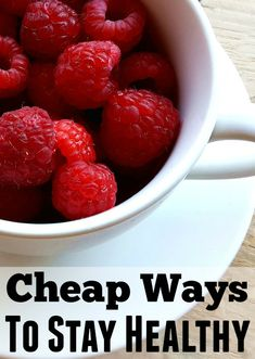Cheap Ways to Stay Healthy. Being healthy doesn't have to break your budget. There are many affordable ways to stay within your budget and stay healthy at the same time. Ways To Stay Healthy, Healthy Habits, Healthy Tips, How To Stay Healthy, Healthy Snacks, Healthy Recipes, Being Healthy, Nutrition Tips, Healthy Nutrition