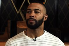 """Omari Hardwick - """"Power"""" star Omari Hardwick says he would up and move his family to Italy if Trump won the 2016 presidency. """"The things he opens his mouth and says blow my mind. And it blows my mind that he has supporters. Omari Hardwick Power, Power Star, Trump Wins, Celebs, Celebrities, Vows, Presidents, Hollywood, Mens Tops"""