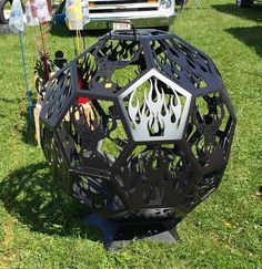 Sphere Fire Pit - Large