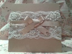 Rustic Wedding Invitation from www.thedayofourdreams.co.uk