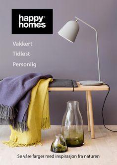 Fargekart Happy Homes