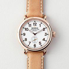 ++ Runwell 41mm Watch