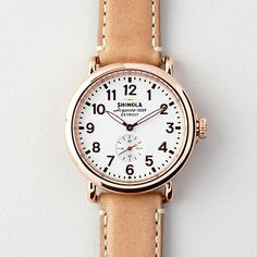 ++ Runwell 41mm Watch