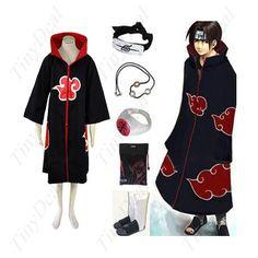 Itachi Uchiha - Member of Akatsuki in Anime and Manga Series Naruto ...