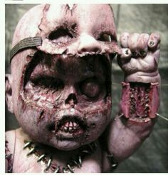 A doll for the kid who has everything....except nightmares