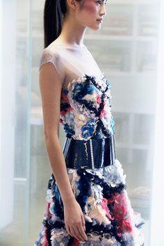 CHANEL F/W 2013/14 Haute Couture  Discover amazing Behind The Scenes #Chanel #HauteCouture   .