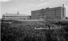 sanatorium, Roberval,