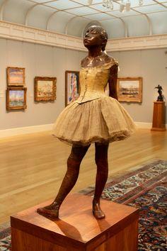 Edgar Degas -La Petite Danseuse Quatorze Ans
