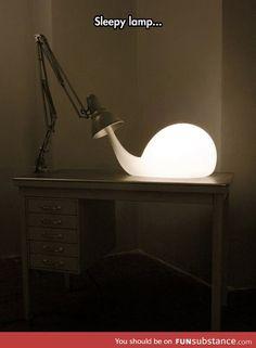 Unusual light bulb design