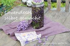 Lavendelöl selbst gemacht