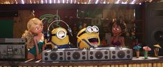 Pierre Coffin, 3 Minions, Trey Parker, Despicable Me 3, Movie Sites, Steve Carell, New Trailers, Movie Trailers, Universal Pictures
