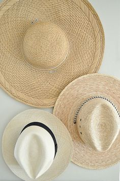 An easy way to refresh your entryway on a budget, plus put your summer hats to good use.